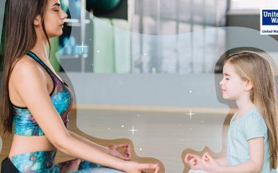 Tips de meditación con tus hijos para mantener la calma y concentración