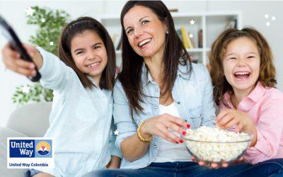 ¡No te pierdas estas películas para ver con los niños en cuarentena!