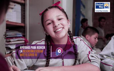Puntos Colombia y United Way Colombia: una alianza por la educación de los niños en Colombia.
