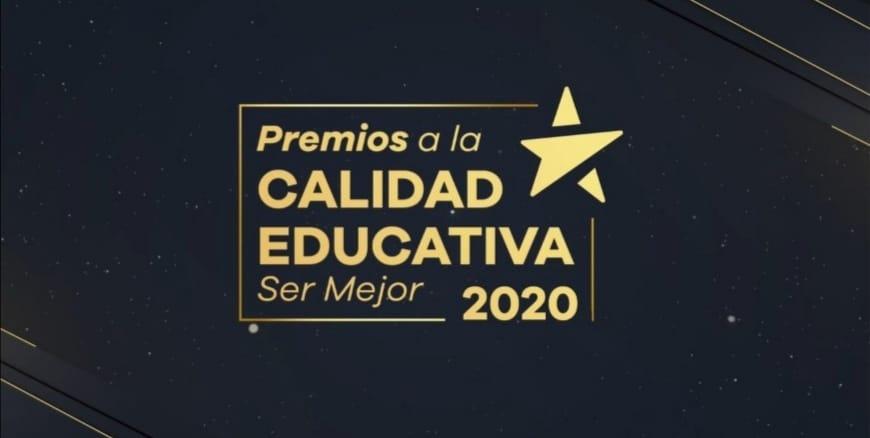 Nuestros maestros transformadores galardonados en los PremiosSer Mejor 2020