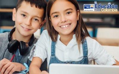 Conoce cómo la Educatón por Colombia está reduciendo la brecha digital en Cali, Medellín, Barranquila y Bogotá.