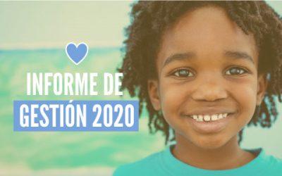 ¿Quieres saber todo lo que logramos juntos en 2020? Conoce nuestro especial interactivo