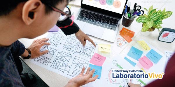 ¡Conoce 3 razones por las que el Design Thinking está revolucionando la educación y cómo lo implementamos en Laboratorio Vivo!