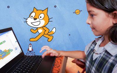 Con Scratch, la programación y la diversión sí van de la mano